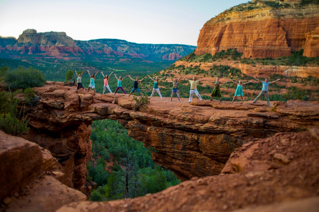 Yoga in Sedona-2041 small