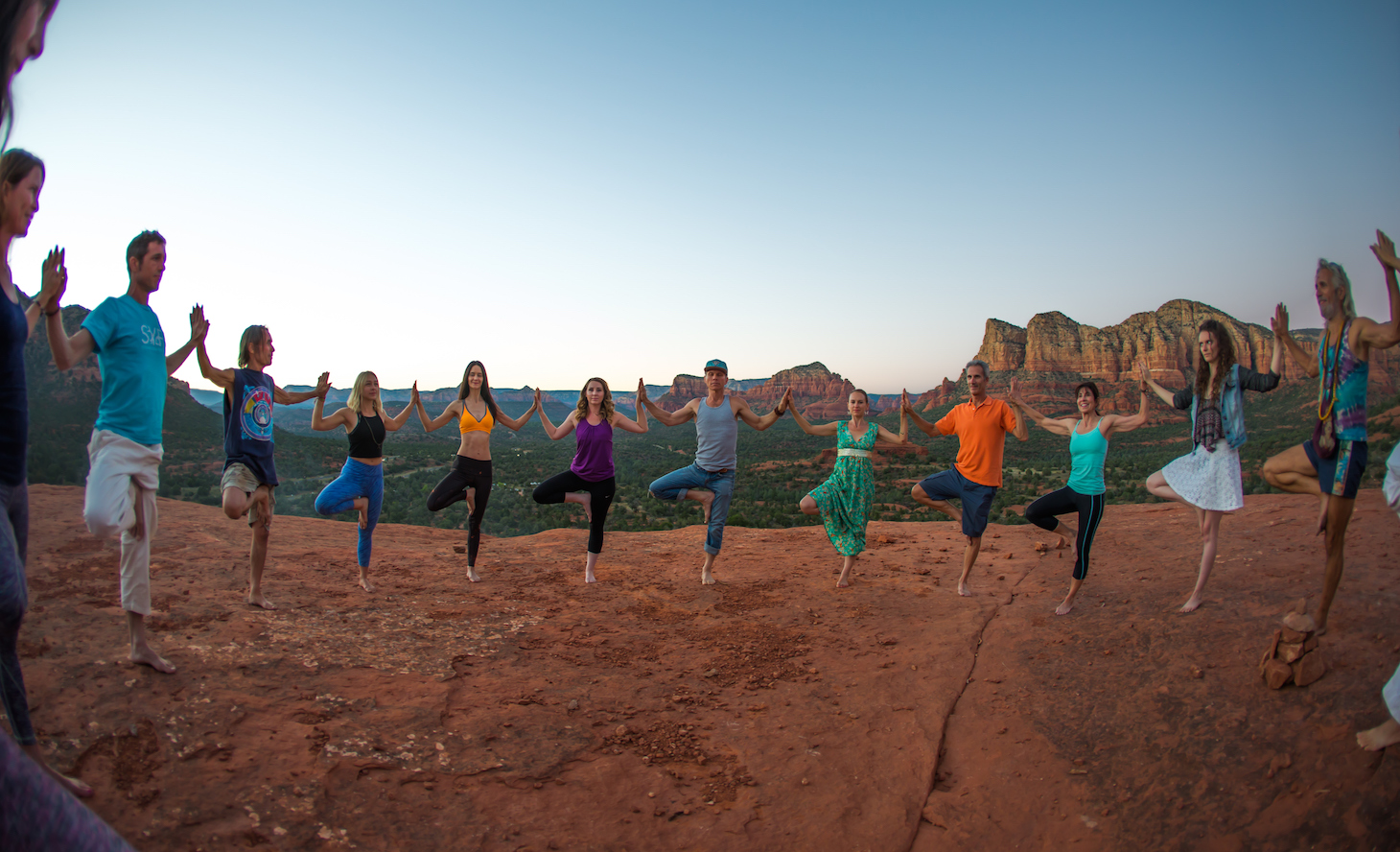 Yoga in Sedona-2537 small