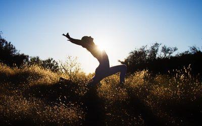 Self-Love Ceremony • Sacred Walk & Yoga