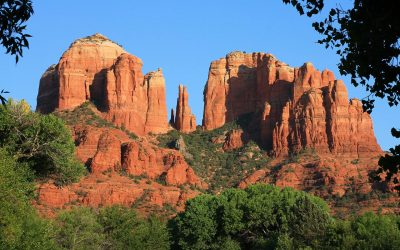 Shamanic Healing Yoga and Sound Journey on the Red Rocks